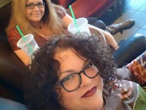 Coffee break with Sheri